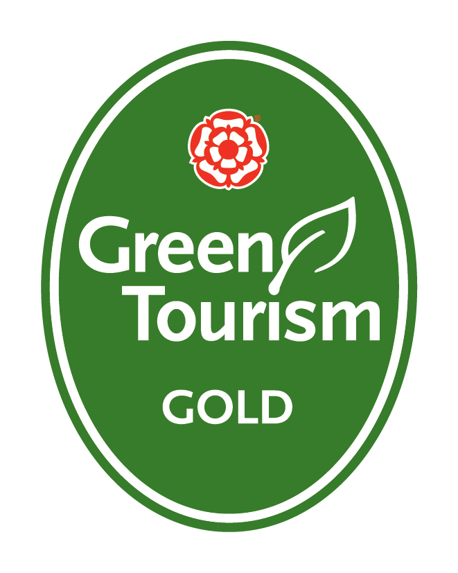 Gold Green tourism award