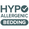 Hypoallergenic bedding available