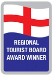 regional tourist board award winner