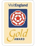 Visit England Gold Award For Excellence