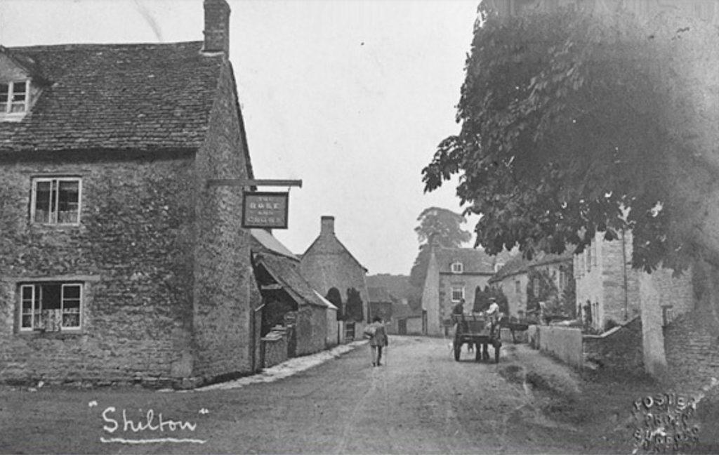 Shilton village in the past